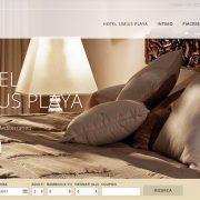 Sito web Hotel Simius Playa